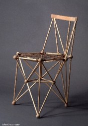 Entries Are Still Be Entered For The Juried Show, But Some Designs Of Note  Are Already In The Lineup, Including A Buckminster Fuller Inspired Chair By  John ...